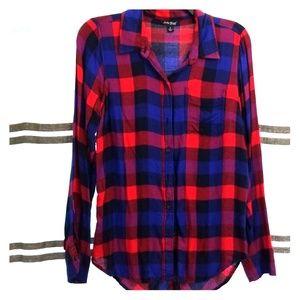 Plaid Lucky Shirt